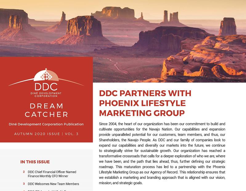 Ddc Dream Catcher